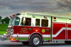Rescue Engine 1 - Culpeper County Volunteer Fire Department