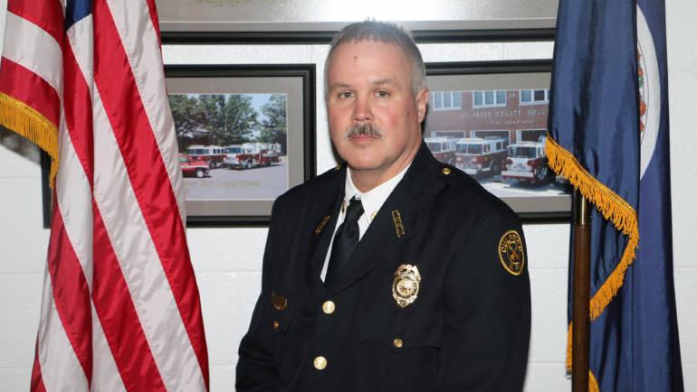 """Charles """"Jr."""" Perryman – Deputy Chief"""